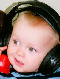 Therapy for toddlers and infants includes sound therapy