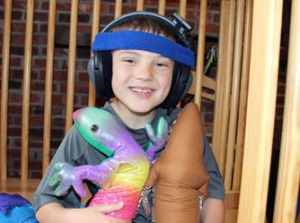 Sound Therapy is effective and enjoyable to children in OT
