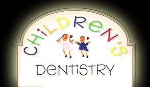 childrens dentistry sign